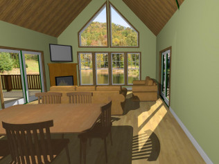 schematic home designs boone and blowing rock, nc